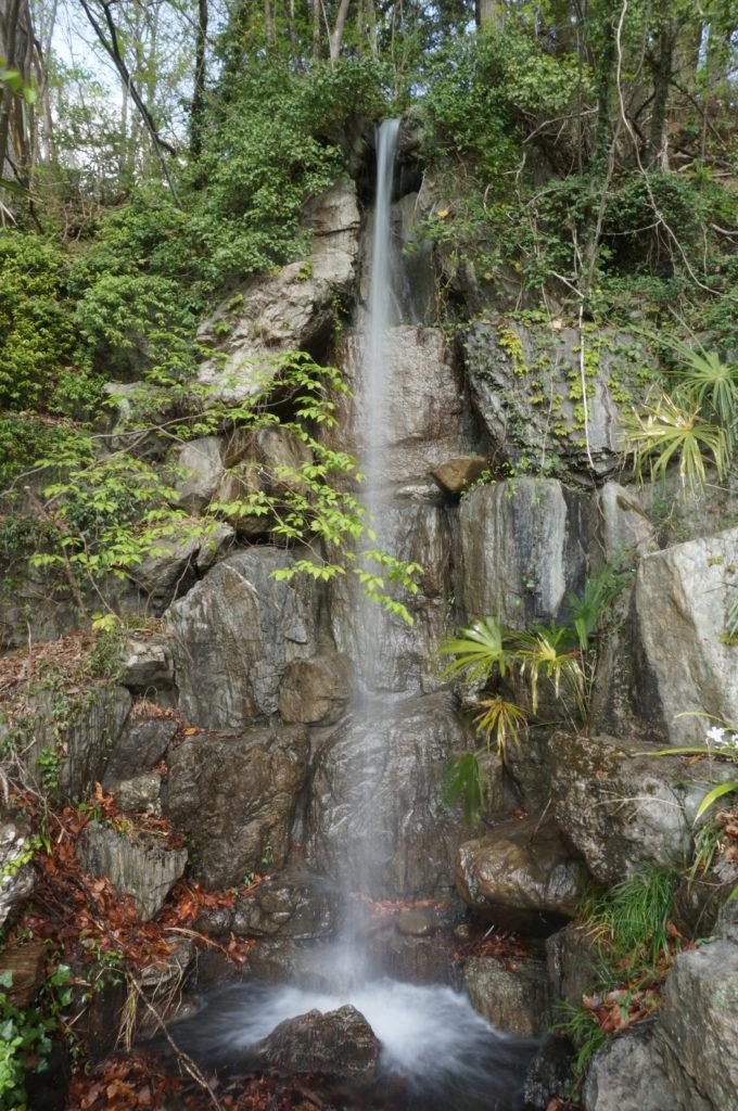 牧水の滝2