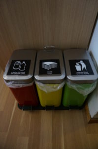 リンド部屋ゴミ箱