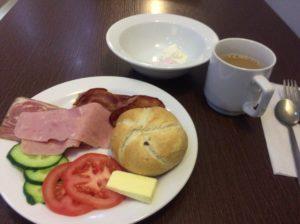オーロラ朝食6