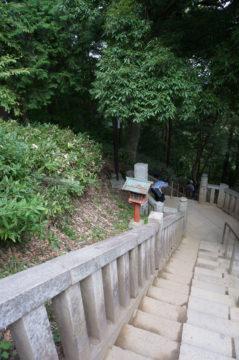 1号路階段