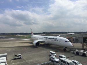 JAL 787-9