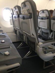 Finnair座席