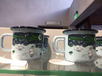 ブルーラグーンムーミンカップ