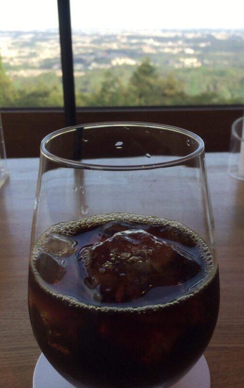 高尾山アイスコーヒー