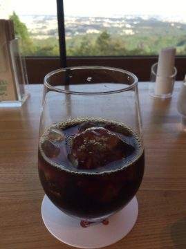 SUMIKA TABLEアイスコーヒー