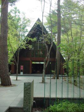 軽井沢教会