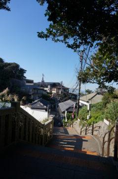 江の島道3