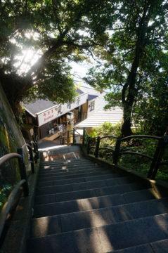 江の島階段2
