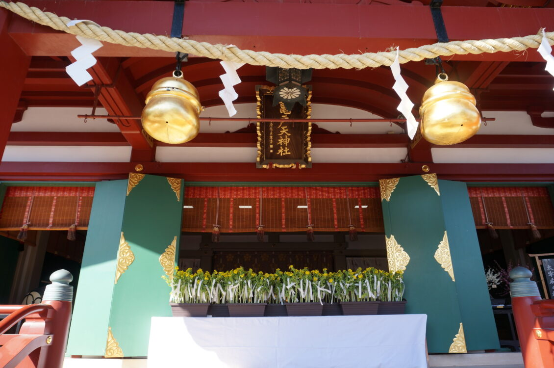 亀戸本殿4