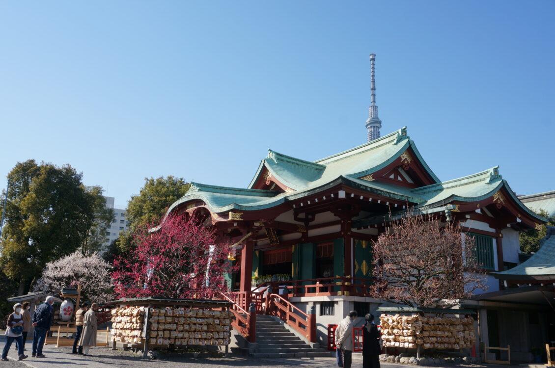 亀戸本殿5