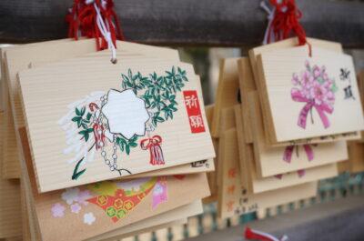 桜神宮絵馬2