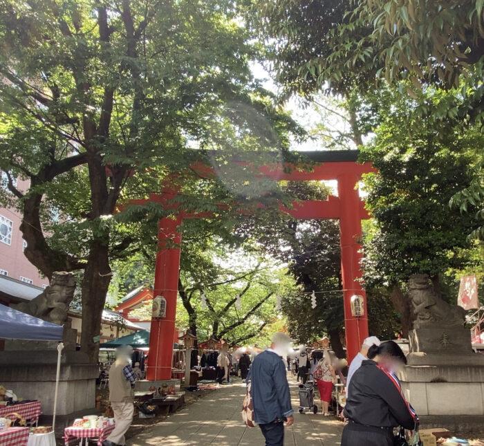 花園神社16